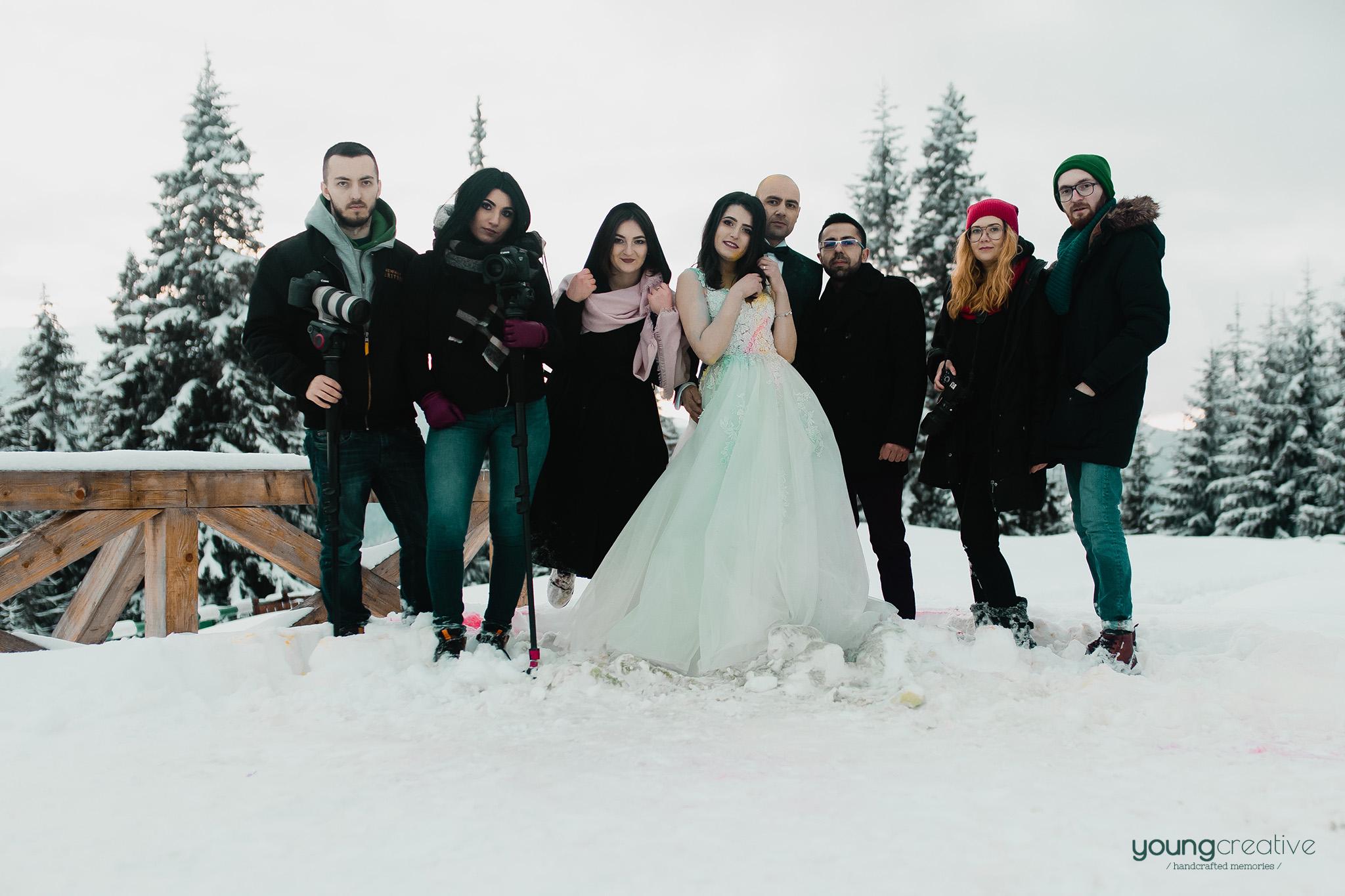 Trash the dress / Beta & Fanu / Filipciuc Dan & Cristina Bejan / fotograf Iasi / youngcreative.info