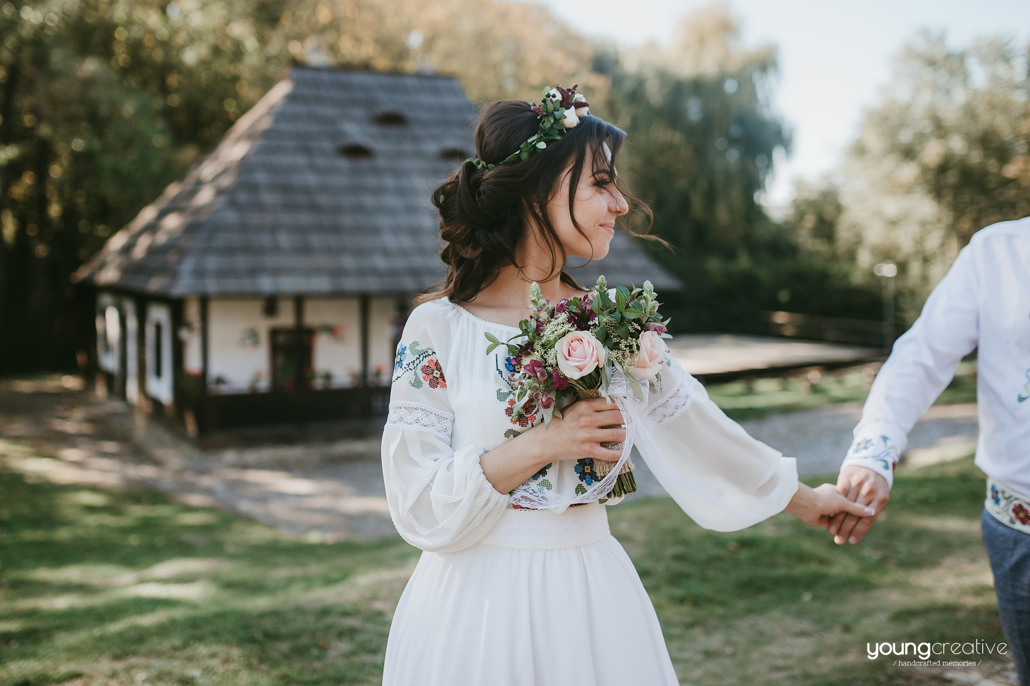 Luminita & Emanuel   youngcreative.info media © Dan Filipciuc, Cristina Bejan   fotografie nunta Suceava