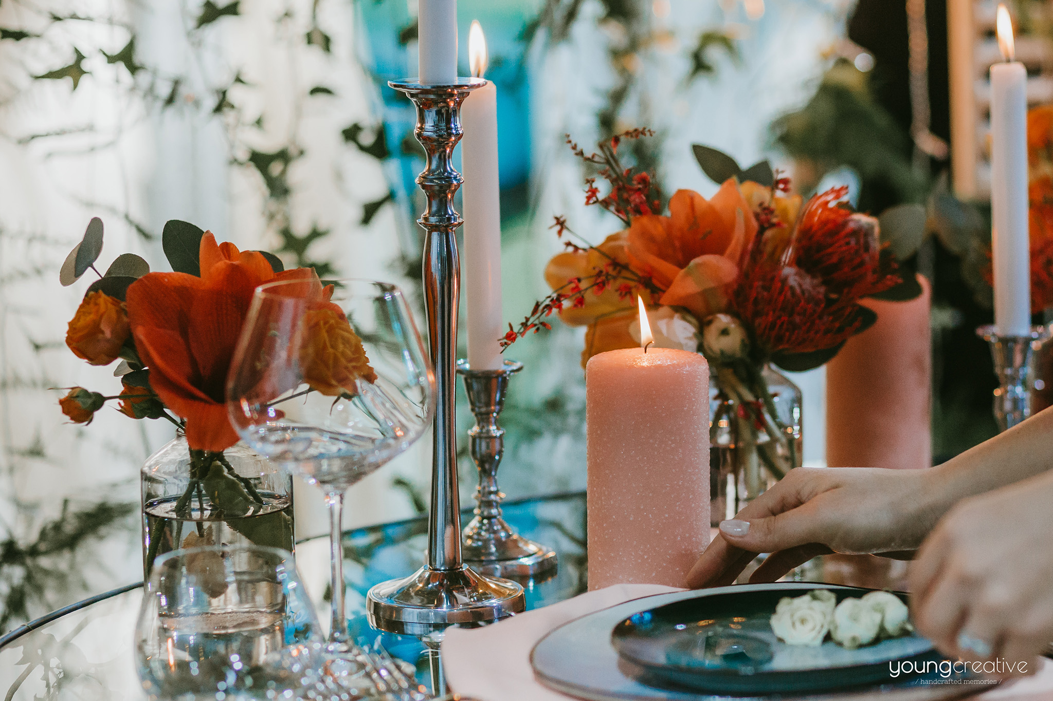 Liria Events Iasi, Emotii Florale | youngcreative.info media | fotografie de nunta Iasi