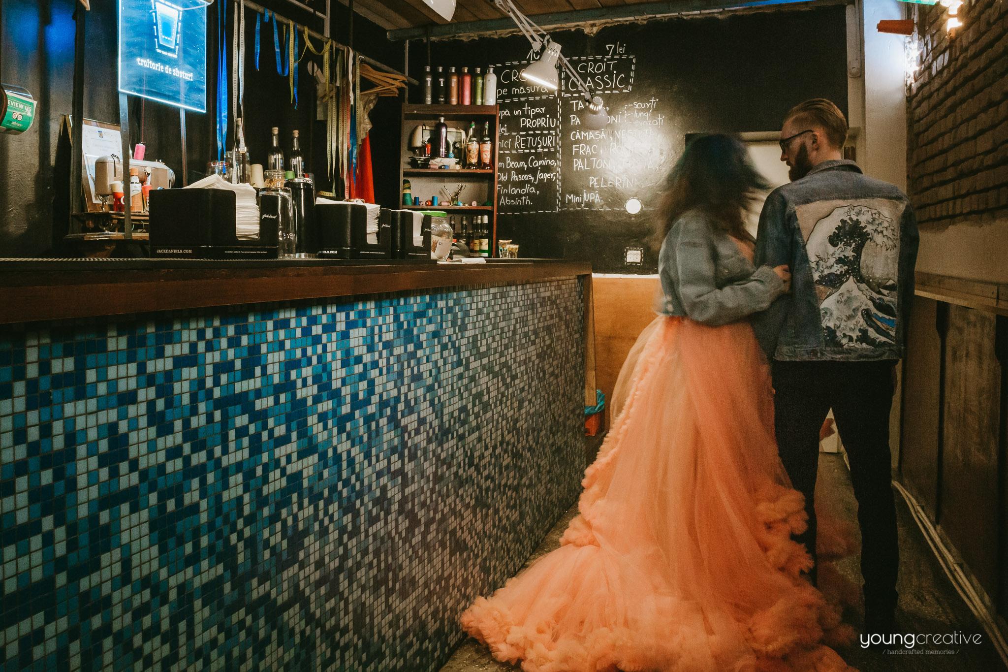New Year's Eve 2020, couple shooting | youngcreative.info media © Dan Filipciuc, Cristina Bejan | fotograf de destinatie, nunta