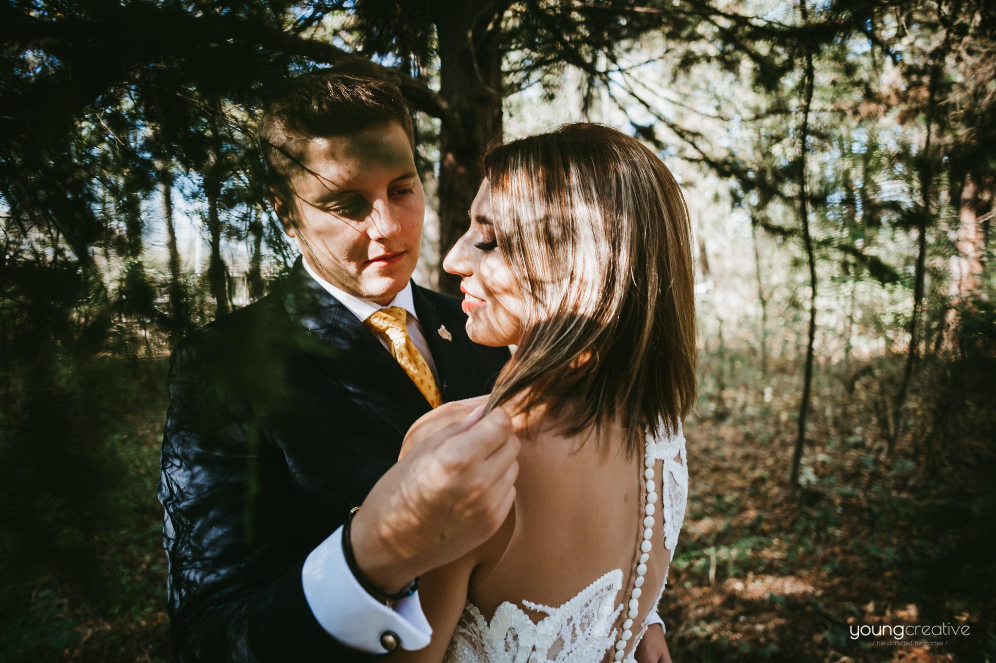 Larisa & Cris | youngcreative.info media © Dan Filipciuc, Cristina Bejan | fotograf nunta Iasi