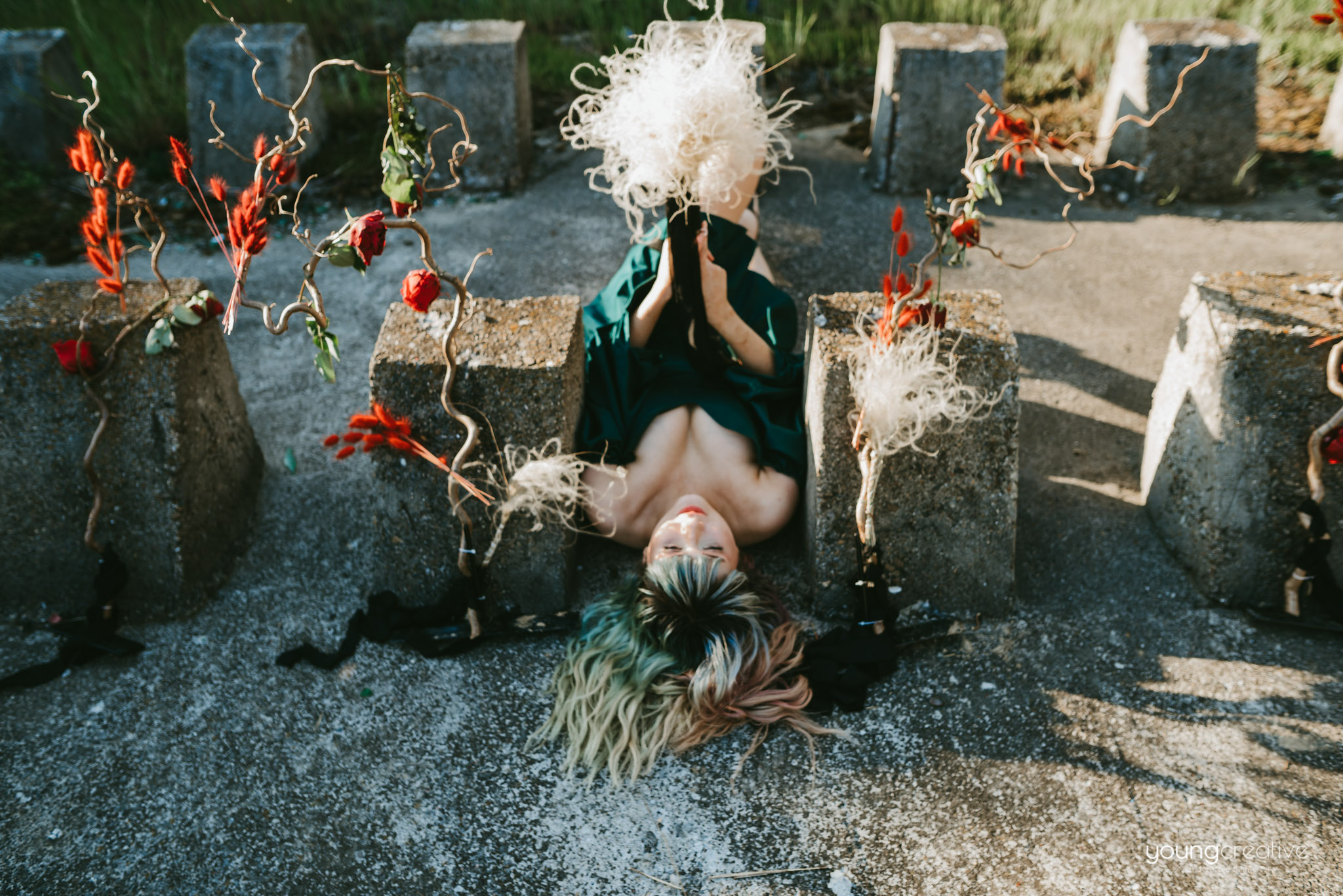 Contemporary Gothic Shooting | youngcreative.info media © Dan Filipciuc, Cristina Bejan | fotograf de destinatie, nunta