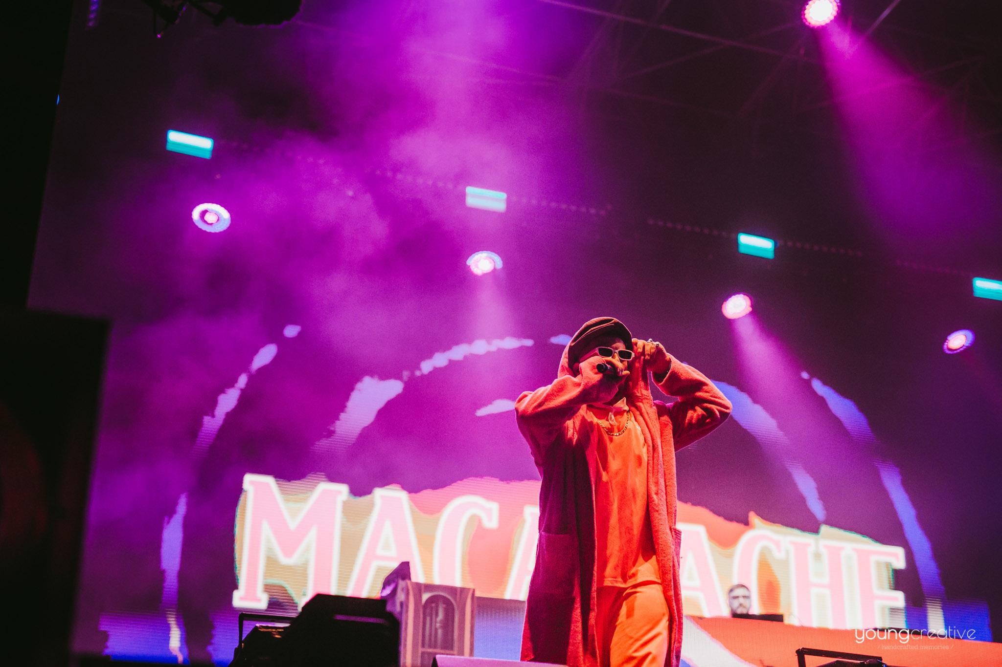 Macanache @ Untold 2019 | youngcreative.info media | Cristina Bejan, Dan Filipciuc