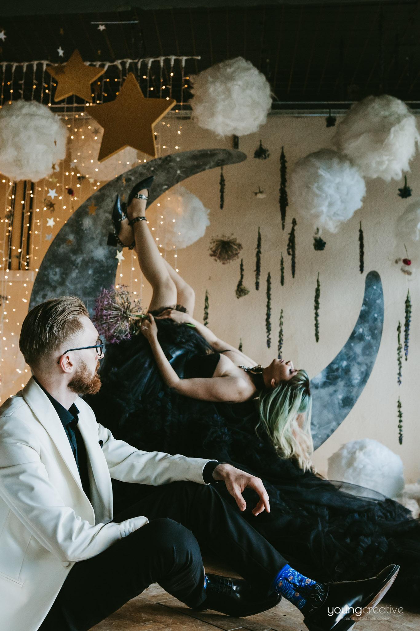 Duality. Day & Night | youngcreative.info media © Dan Filipciuc, Cristina Bejan | fotograf de destinatie, nunta