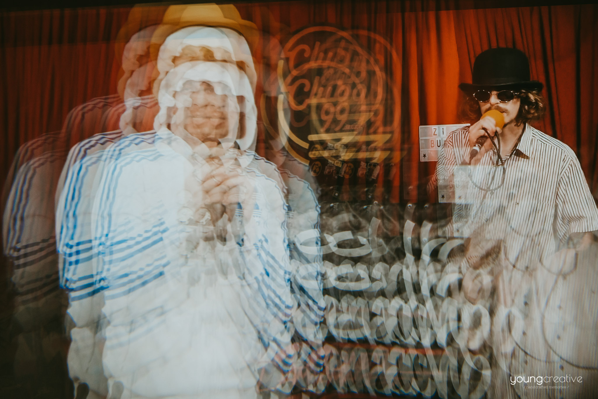 "Macanache, Lansare album ""Geamanu"" | youngcreative.info | Cristina Bejan, Dan Filipciuc"